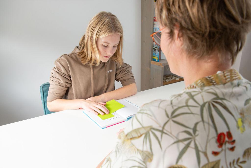 dyslexie begeleiding